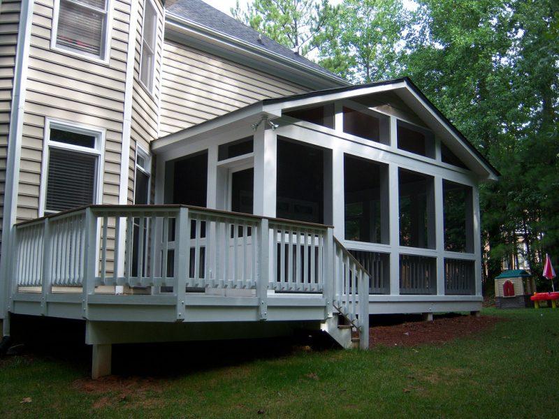 Roof Design Ideas: Room Addition Construction